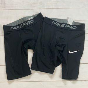 Nike Pro Dri-Fit Shorts Bundle